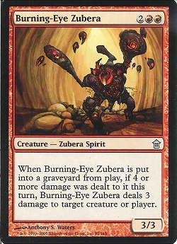 Burning-Eye Zubera