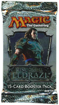 英語版 Rise of the Eldrazi Booster Pack