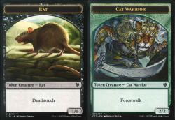 RAT | CAT WARRIOR