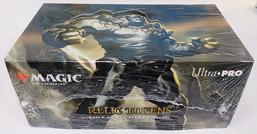【MTG】Relic Tokens Lineage Collection BOX(24個入)