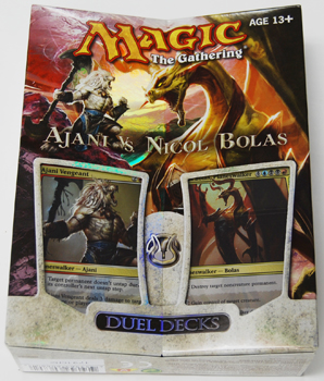 英語版 Duel Decks -AJANI VS NICOL BOLAS- 構築済みデッキ