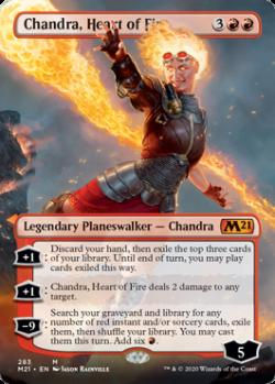 Chandra, Heart of Fire(283