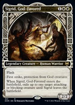 Sigrid, God-Favored